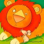 il-leone-e-il-topo